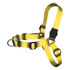 Peitoral Antipuxão Classic Yellow