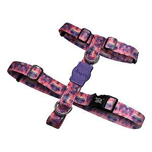 Peitoral H Love Tie Dye