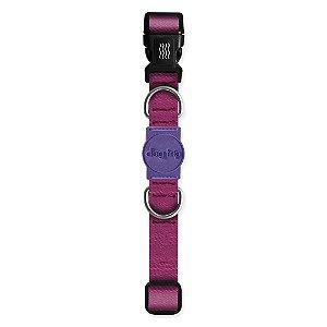 Coleira Premium Classic Purple