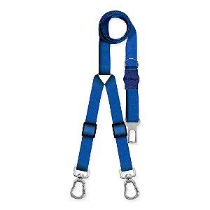 Cinto de Segurança Duplo Classic Blue