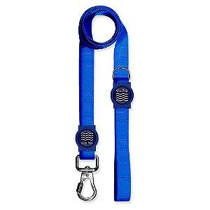 Guia Premium Classic Blue Borracha Azul