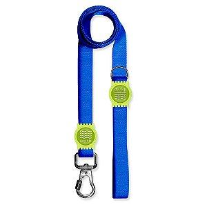 Guia Premium Classic Blue Borracha Verde