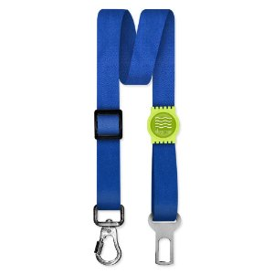 Cinto de Segurança Único Classic Blue Borracha Verde
