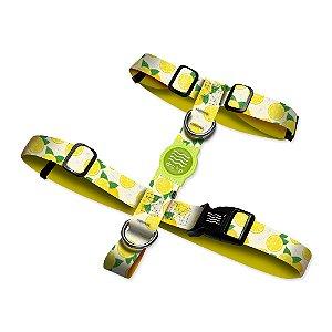 Peitoral Premium Lemon Borracha Verde