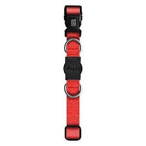 Coleira Premium Classic Red