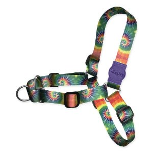 Peitoral Antipuxão Peace Tie Dye