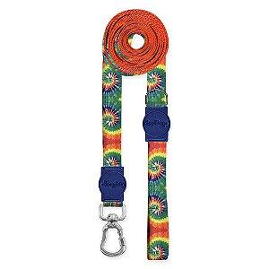 Guia Super Longa Peace Tie Dye
