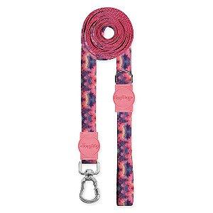 Guia Super Longa Love Tie Dye