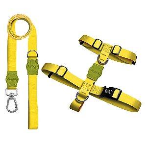 Kit Guia Premium + Peitoral H Classic Yellow