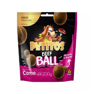 Petitos Beef Ball 200G
