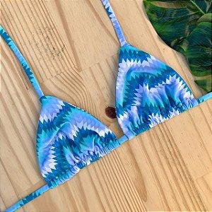 Cortininha móvel Missoni Azul