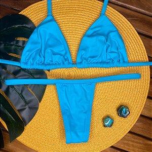 Cortininha móvel + calcinha baby Miami