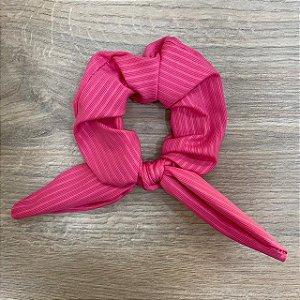 Scrunchie Dark Pink