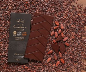 Tablete chocolate Serra do Conduru 80 % Cacau