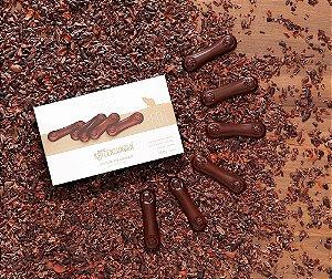 Katzenzungen chocolate amargo 60 %