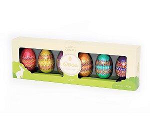 Caixa Ovos Pintados