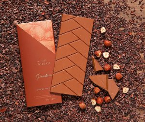 Tablete chocolate gianduia