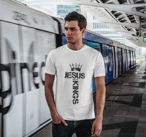 Camiseta Branca King Of Kings