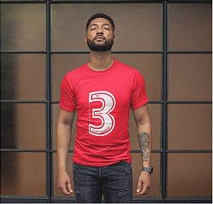 Camiseta Vermelha Trindade