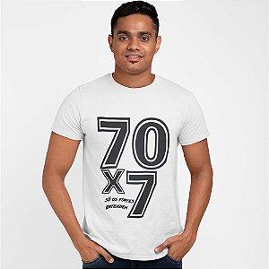 Camiseta Branca 70x7