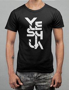 Camiseta Preta Yeshua