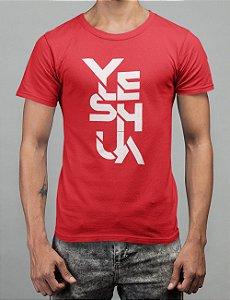 Camiseta Vermelha Yeshua