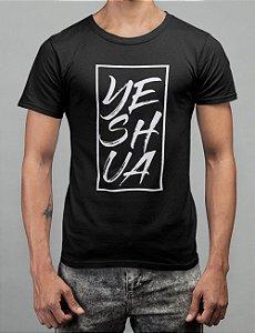 Camiseta Preta Yeshua Quadro
