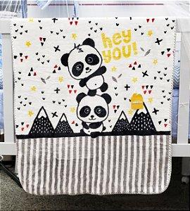 Cobertor Le Petit Panda - Colibri - Ref.:49137/8