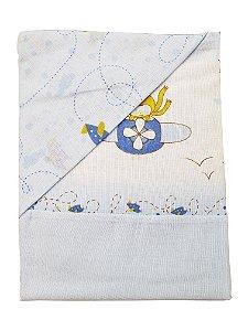 Jogo de lençol para Carrinho ou Cercado - 03 peças - PAPI - Ref.:2260