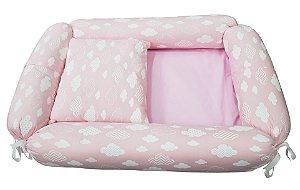 Ninho redutor rosa de nuvem - Medina - Ref.: 8893