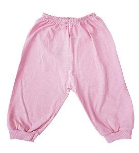 Mijão de malha sem pé rosa - Mafessoni - Ref.: 60