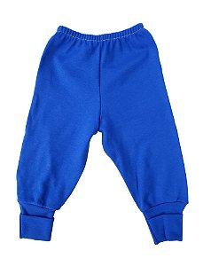 Mijão Azul pé reversível - Carolina Baby - Ref.: 09126