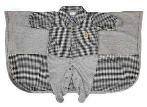 Saída Maternidade Camisa - Tamanho P - Maglian - Ref.: 5416