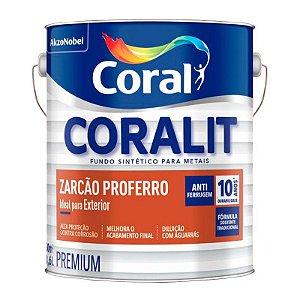 Coralit Zarcão Alta Proteção Proferro 3,6L