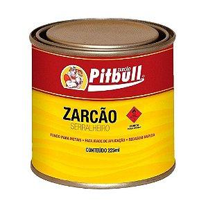 Zarcão Cinza Pitbull 225ml Embalagem com 06 Unidades