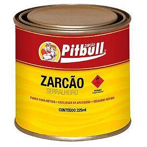 Zarcão Pitbull Acastanhado 225ml Embalagem com 06 Unidades