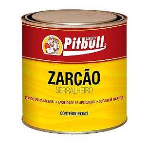 Zarcão Pitbull Oxido Acastanhado 900ml Embalagem com 06 Unidades