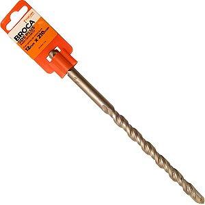 Broca SDS Plus Tocha para Concreto 12mm x 210mm