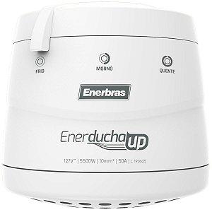 Chuveiro Enerbras Ducha Up Branco 110V 4500W