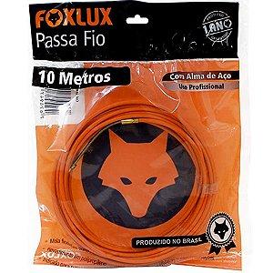 Passa  Fio Foxlux 10m com Alma de Aço