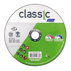 Disco de Corte Norton Classic Aço Inox 300 x 3,2 x 19,1mm AR302