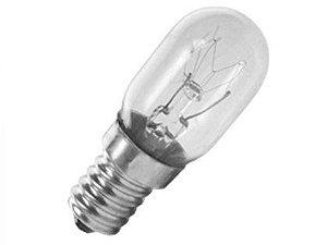 Lâmpada Brasfort para Geladeira e Micro-ondas 15w 127v E14