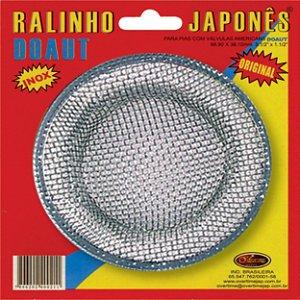 Ralinho Japonês Overtime Aço Inox Pia Americana 3 1/2
