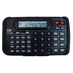 Calculadora CIS Cientifica com Capa 10 Dígitos C-402