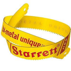 Serra Starrett para Arco de Serra 24 Dentes Flexível 1224 10 Unidades