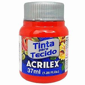 Tinta para Tecido Acrilex 37ml Goiaba Queimada 805