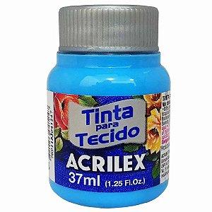 Tinta para Tecido Acrilex 37ml Azul Celeste 503