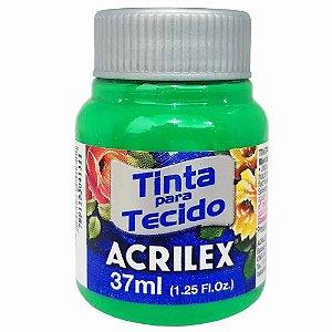 Tinta para Tecido Acrilex 37ml Verde Veronese 512