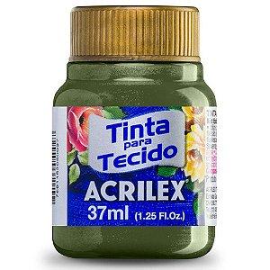 Tinta para Tecido Acrilex 37ml Verde Oliva 545