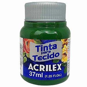 Tinta para Tecido Acrilex 37ml Verde Pinheiro 546